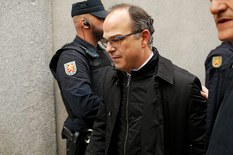 Carles Puigdemont in Deutschland festgenommen