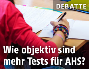 Test in der Schule