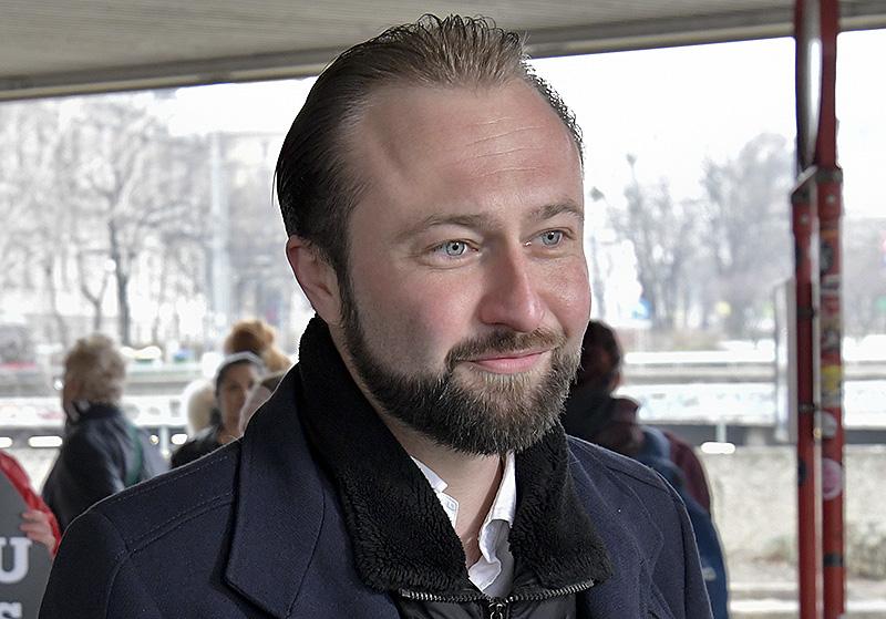 SPÖ-Bundesgeschäftsführer Max Lercher