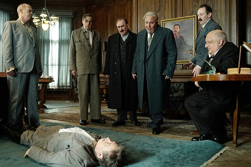 """Szene aus """"Death Stalin"""""""