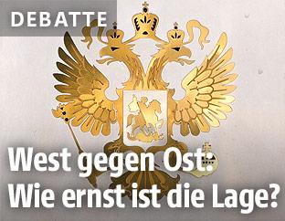 Russische Botschaft in Deutschland