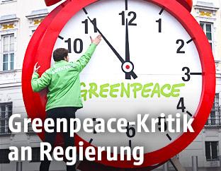 Greenpeace in Wien