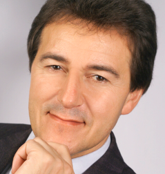 Motorenexperte Bernhard Geringer