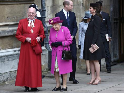 Prinz Philip fehlt bei Ostermesse der Royals