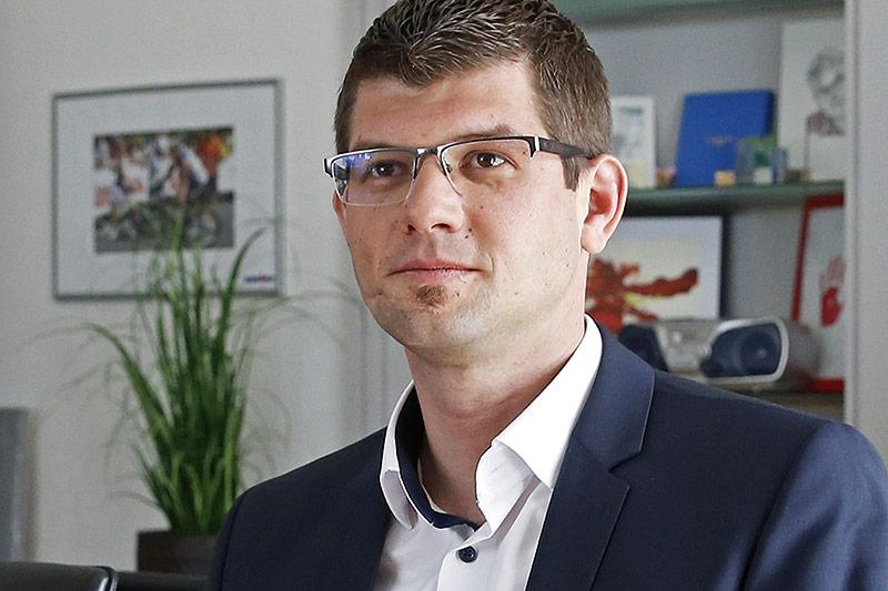 Landeshauptmann Peter Kaiser am