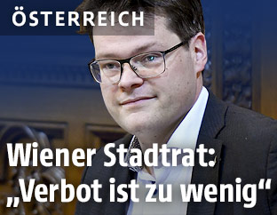 Wiener Stadtrat Jürgen Czernohorszky (SPÖ)