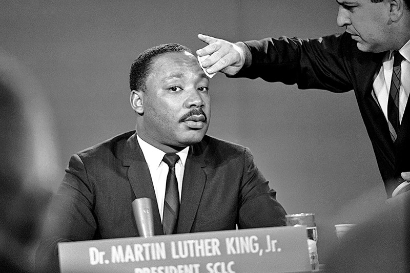 Der Tag Als Martin Luther King Starb Newsorfat