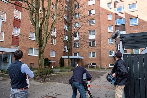 Mehrfamilienhaus im Stadtteil Groß-Buchholzn, Hannover