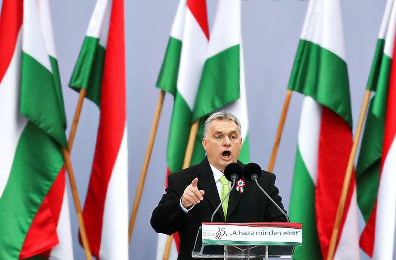 Ungarischer Premier Orban