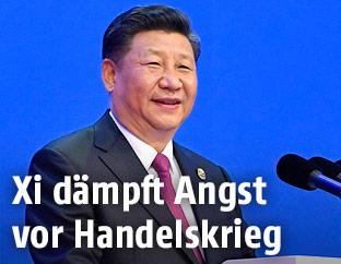Chinas Präsident Xi Jinping