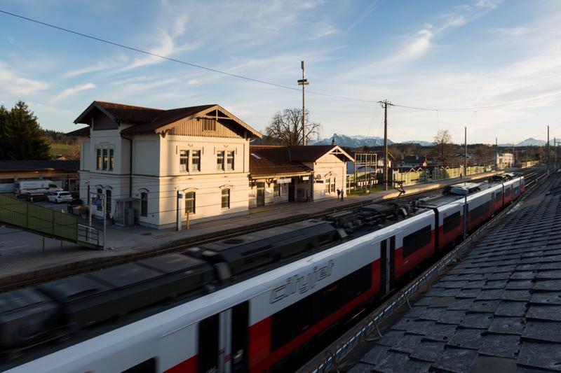 Eindrücke aus der Stadt Salzburg und dem Umland