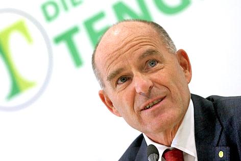Tengelmann-Chef Karl-Erivan Haub