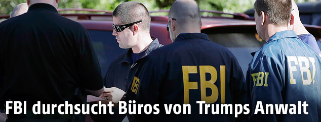 FBI-Agenten