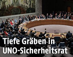 UNO Sicherheitsrat