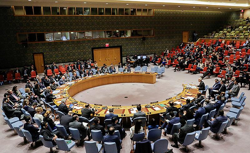 UNO-Versammlung zu Syrien in New York