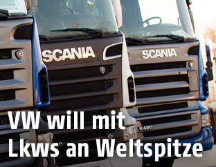 Scania Lastwagen