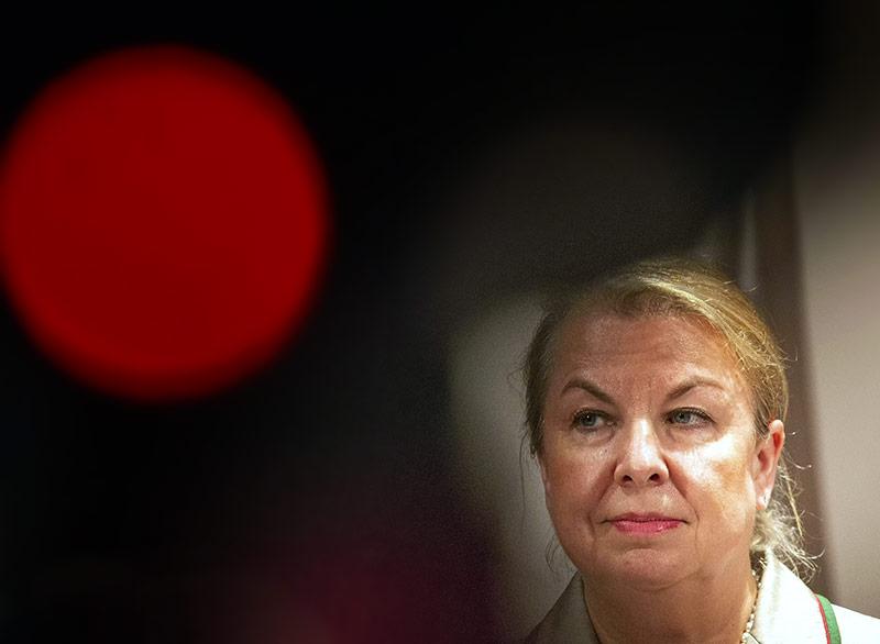 Gesundheits- und Sozialministerin Beate Hartinger-Klein (FPÖ)