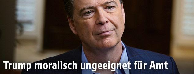 Der frühere FBI Direktor James Comey