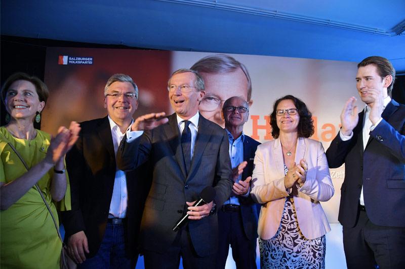 Eindrücke von den Wahlsiegern der Landtagswahlen