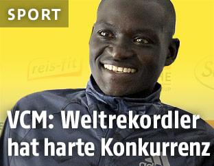 Marathonläufer Dennis Kimetto (KEN)