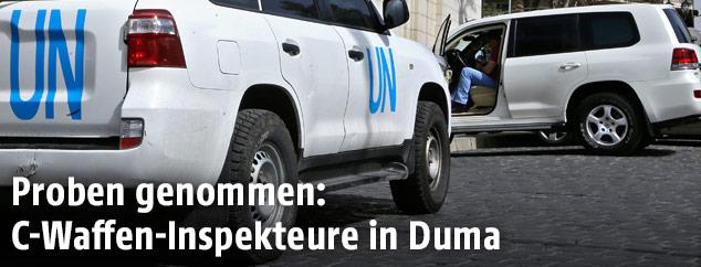 UN-Fahrzeug