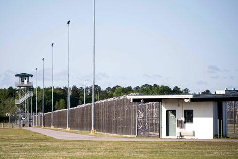 Gefängnis im US-Bundesstaat South Carolina