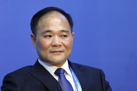 Daimler-Großaktionär Li Shufu