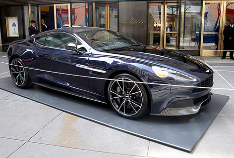 Sportwagen von James-Bond-Schauspieler Daniel Craig