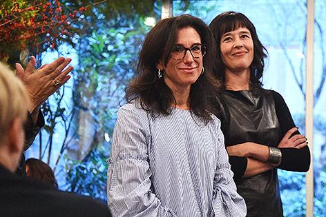 Archivbild der Journalistinnen Jodi Kantor und Megan Twohey