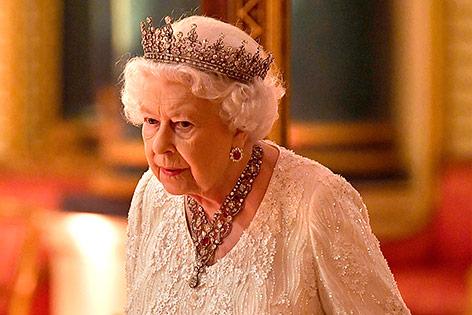 Queen Elizabeth Ii Feiert 92 Geburtstag News Orf At