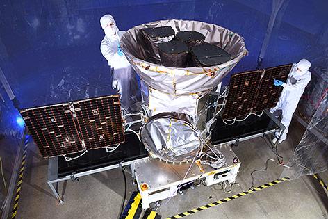 """Weltraumteleskop """"TESS"""""""