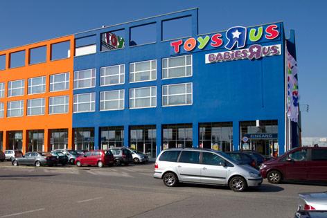 """Toys""""R""""Us Filiale"""