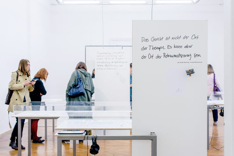 Ausstellung 40 Jahre Frauenhäuser