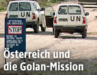 Fahrzeuge der Vereinten Nationen