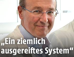 Wissenschaftler Franz Ulberth