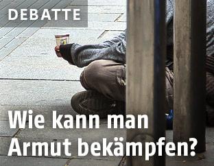 Bettler in Wien