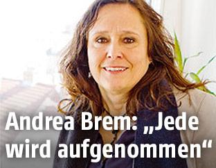 Andrea Brehm, Geschäftsführerin der Wiener Frauenhäuser