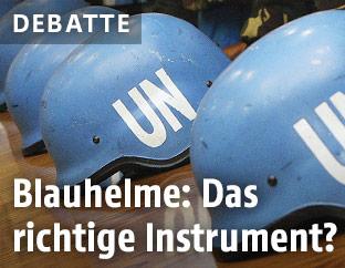 UN-Helme