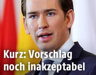 Bundeskanzler Sebastian Kurz (ÖVP)