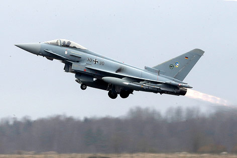 Deutscher Eurofighter Typhoon
