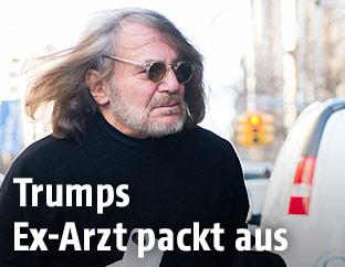Trumps Ex-Arzt Harold Bornstein