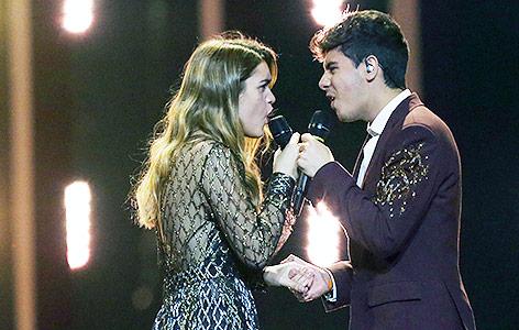 Okt. 2016 - 3 hat der Eurovision Song Contest wieder einen Sinn.