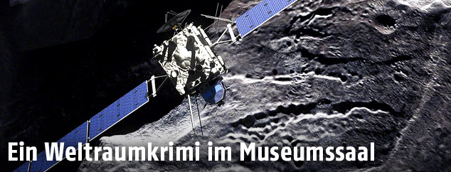 Rosetta-Sonde