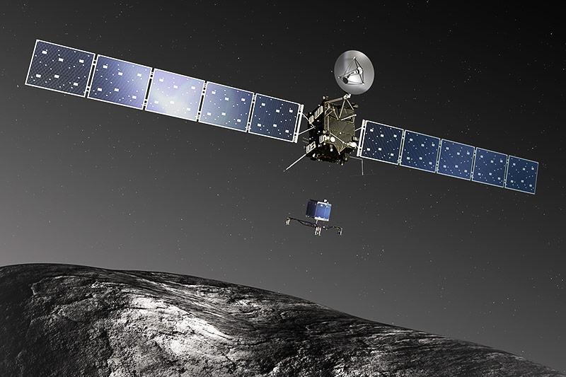 Rendering von Rosetta