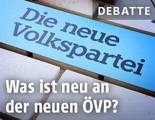 Parteizentrale der ÖVP