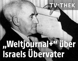 Israels Gründervater Ben-Gurion