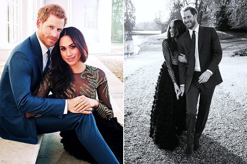 Verlobungsfotos von Prinz Harry und Meghan Markle