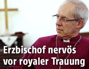 Der anglikanische Erzbischof Justin Welby