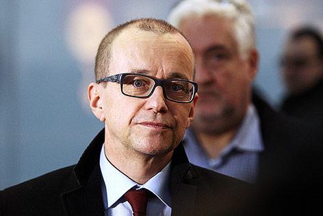 Tero Varjoranta: IAEA-Chefinspektor für Irans Atomanlagen zurückgetreten