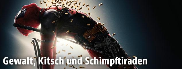 """Deadpool 2""-Plakat"